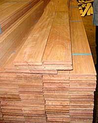 Bati diffusion lames de bois et parquet bois exotique origine am rique du sud - Parquet bois exotique ...